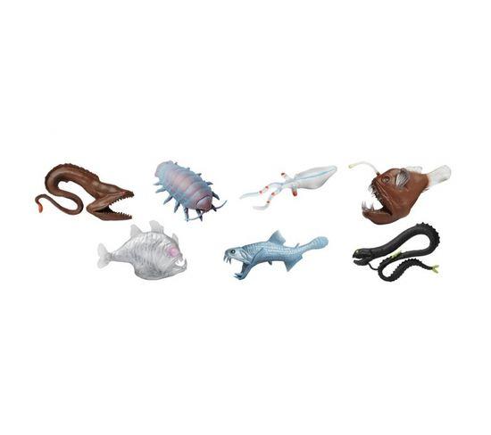 Figurines Créatures Des Fonds Marins