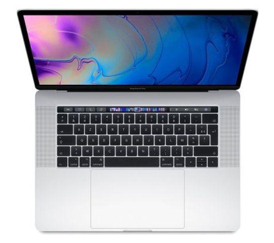 "Macbook Pro 15"" Core I7 16go 256go Ssd Retina Touch Id Touchbar Argent (mr962fn/a)"