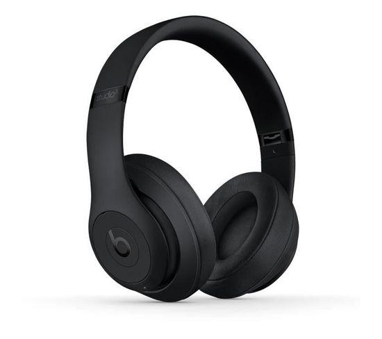 Casque Studio 3 Wireless Over-ear Noir Mat