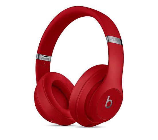 Casque Bluetooth Studio 3 Rouge