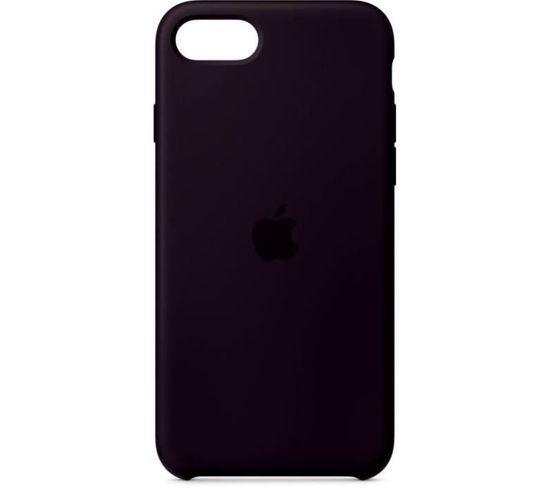 Coque Pour iPhone Se Silicone - Noir