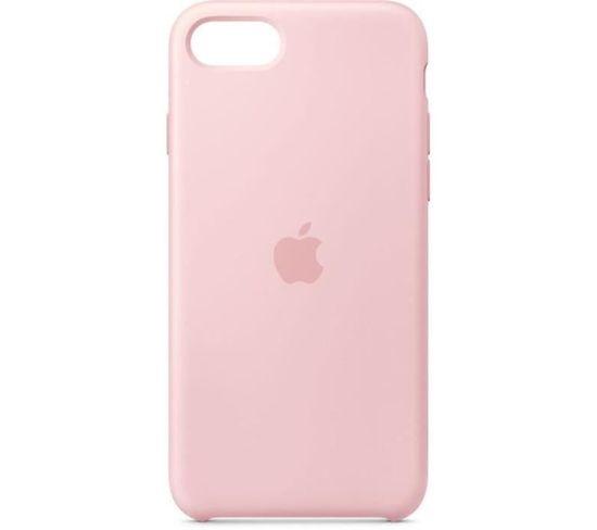 Coque Pour iPhone Se Silicone - Rose Des Sables