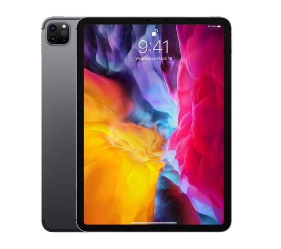"""Tablette iPad Pro 11"""" 128 Go Gris"""