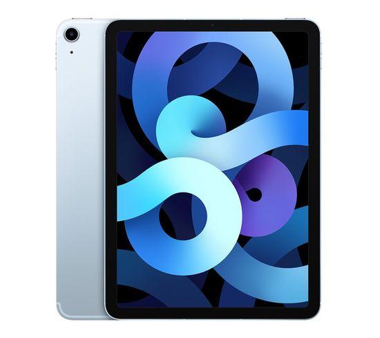 "Tablette iPad Air 10.9"" 256 Go Bleu"