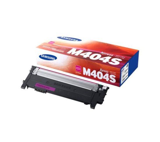 Cartouche De Toner Magenta Samsung Clt-m404s (su234a) Pour Sl-c430w/sl-c480w/sl-c480fw