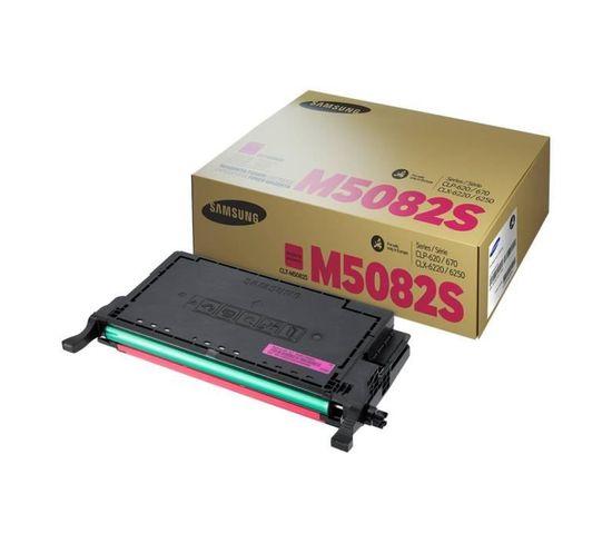 Cartouche De Toner Magenta Clt-m5082s Pour Clp-620/clp-670 Series/clx-6220-6250 - Su323a