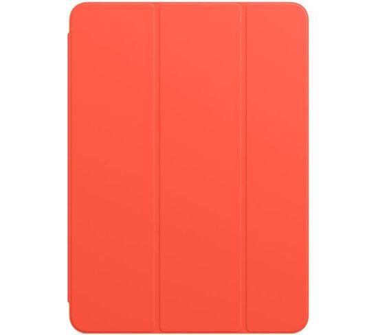Smart Folio Pour iPad Air (4? Génération) - Orange Électrique