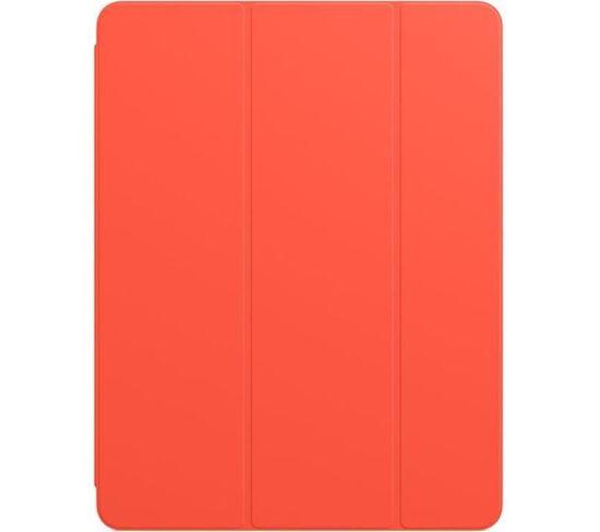 Smart Folio Pour iPad Pro 12,9 Pouces (5? Génération) - Orange Électrique