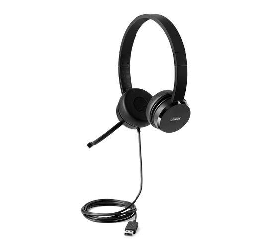 Casque Micro Filaire 4xd0x88524 Écouteur/ Noir