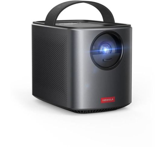 Vidéoprojecteur Portable Haut-parleur 2x10w 500 Lum Ansi 1280x720 Hd Noir - Nebula Mars Ii Pro