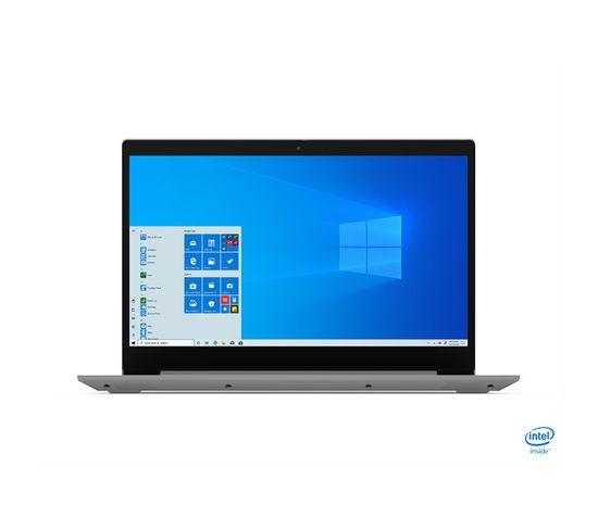 "PC Portable Ideapad 3 15.6"" I5 8 Go Gris, Platine 512 Go"