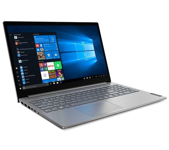 "PC portable 15,6"" Core i3 SSD 256Go ram 8Go - Thinkbook15iil"
