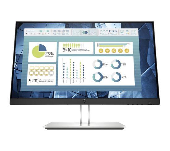 """Écran PC E-series E22 G4 21.5"""" Lcd Full Hd 5 Ms Noir, Argent"""
