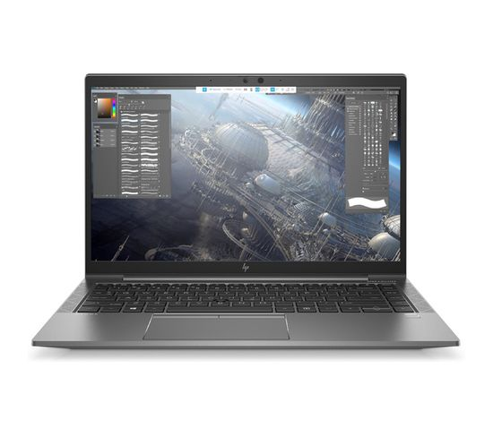 """PC Portable Zbook Firefly 14 G7 14"""" I7 16 Go Argent 256 Go"""