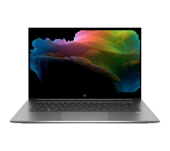 """PC Portable Zbook Create G7 15.6"""" I7 16 Go Gris 512 Go"""