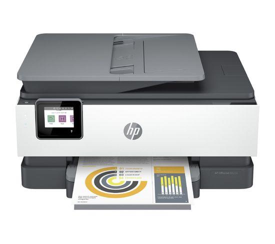 Imprimante jet d'encre Officejet Pro 8022e A Jet D'encre Thermique A4 4800 X 1200 Dpi 20 Ppm Wifi