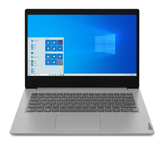 PC Portable Ultrabook Ideapad 3 14ada05 14 Hd Amd Ryzen 3 3250u 4 Go 128go Ssd