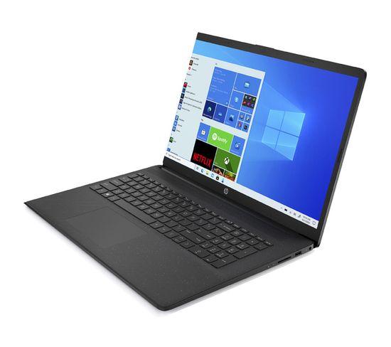 "PC Portable 17-cn0422nf 17.3"" Celeron 4 Go Noir 256 Go"