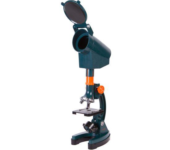 Microscope Levenhuk  M3 Avec Adaptateur De Caméra
