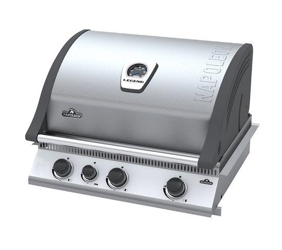 Barbecue À Gaz Napoleon Bilegend 485 Encastrable