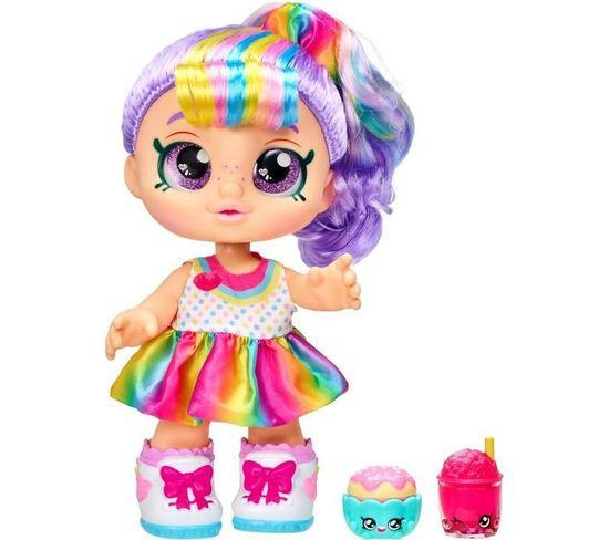 Poupée Kindi Kids Poupée 27 Cm Rainbow Kate Pour Enfant