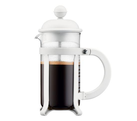 Cafetière À  Piston 3 Tasses Bodum Java Crème