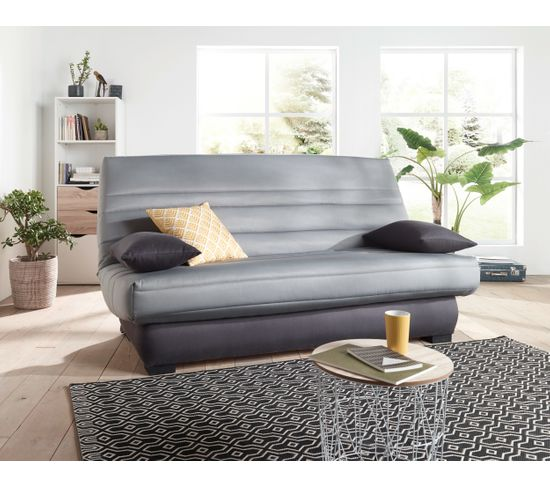 Bout de canapé scandinave CROSS Blanc