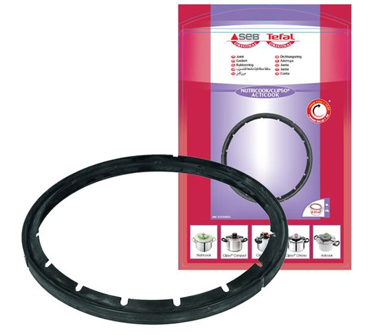 Joint Pour Autocuiseur Clipso 8/10l D.253mm - X1010003