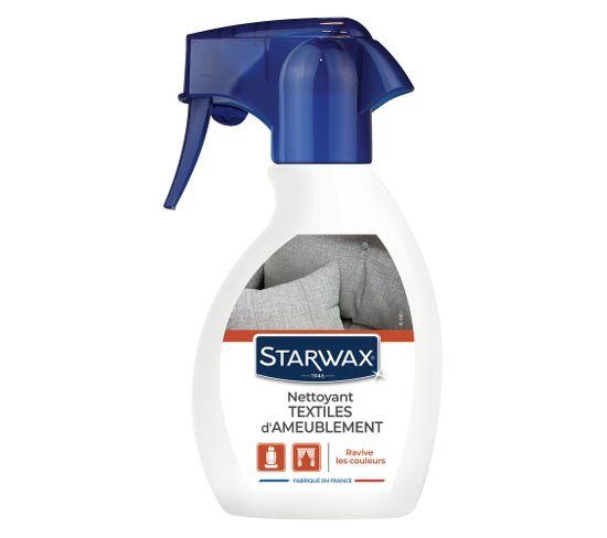Nettoyant textile ameublement STARWAX Nettoyant raviveur 250 ml