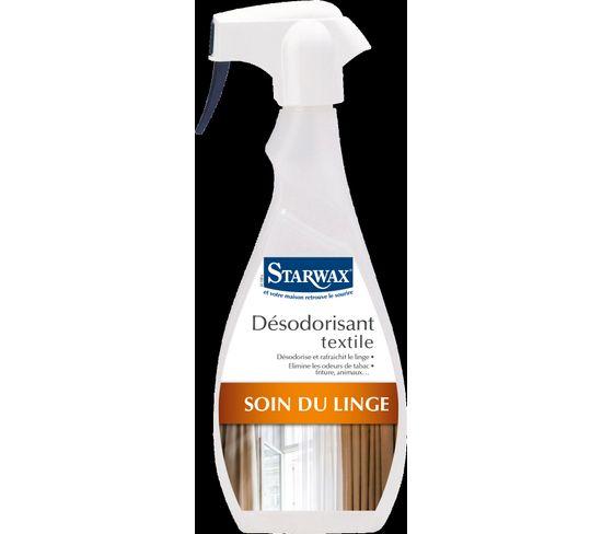 Désodorisant pour textile STARWAX 500 ml
