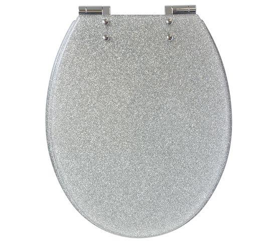 Abattant Wc Glitter Pailleté Design