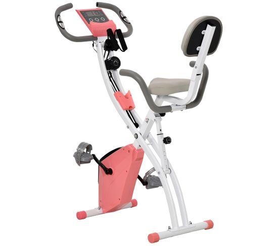 Vélo D'appartement Cardio Fitness Pliable