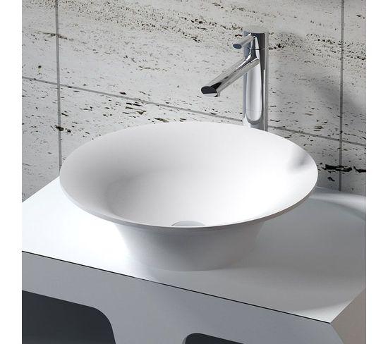 Vasque À Poser En Solid Surface Sdv32