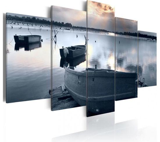 Tableau Espace Silencieux 100 X 50 Cm