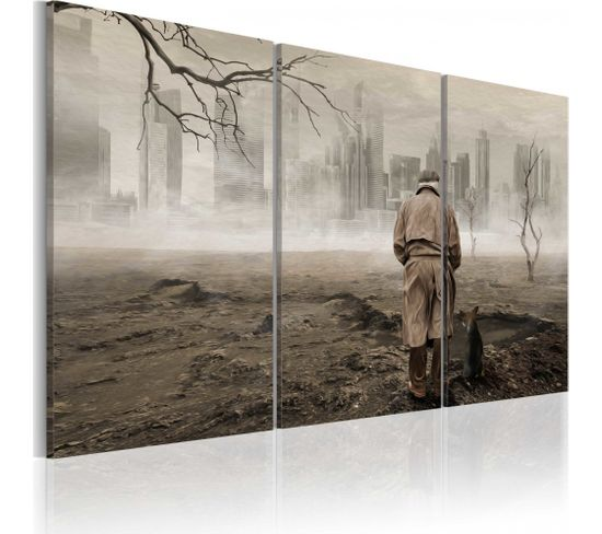 Tableau Self-reflection 60 X 40 Cm