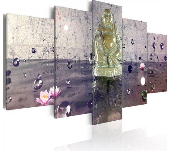 Tableau Philosophie Zen 100 X 50 Cm