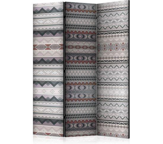 Paravent 3 Volets Ethnic Design