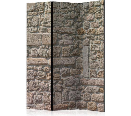 Paravent 3 Volets Stone Temple