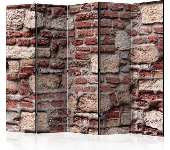 Paravent 5 Volets Vintage Wall Ii