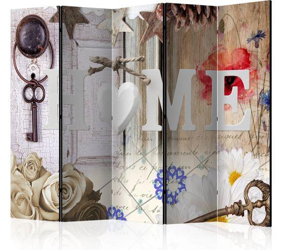 Paravent 5 Volets Home: Enchanting Memories