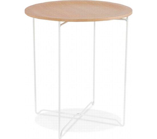 Table Basse Design Oola blanc