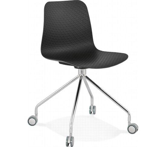 Chaise De Bureau Rulle noir