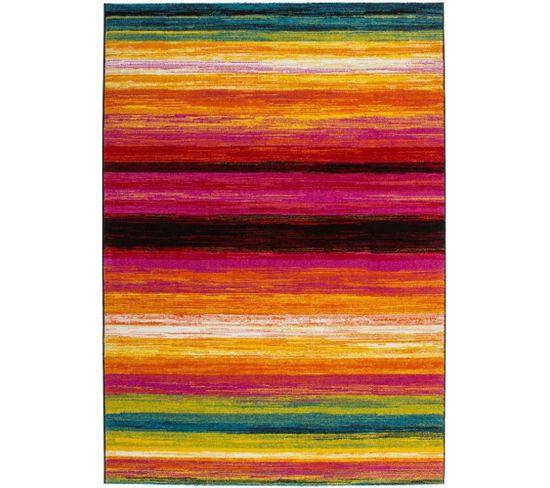 Tapis Multicolore Guayama 265 160 X 230 Cm