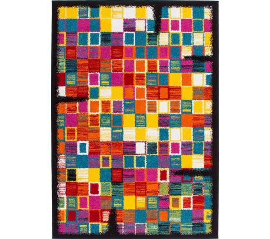 Tapis Tissé Guayama 275 Multicolore 200 X 290 Cm