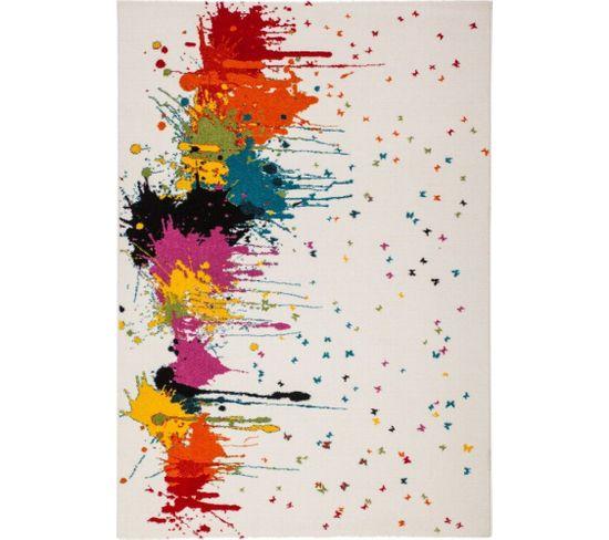 Tapis Tissé Guayama 241 Multicolore 80 X 150 Cm
