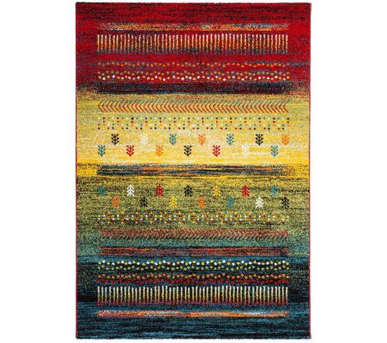 Tapis Tissé Castara 252 Multicolore 160 X 230 Cm