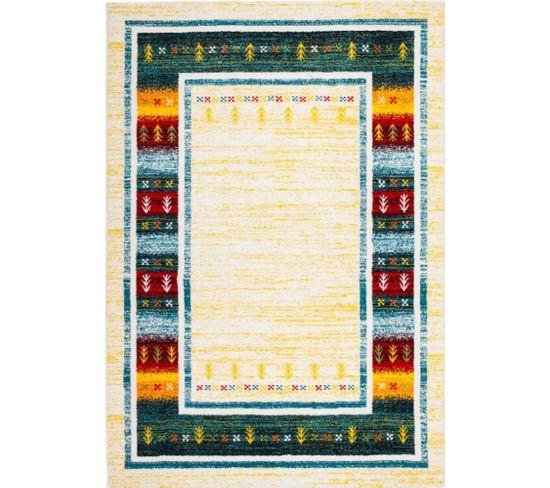 Tapis Tissé Castara 254 Multicolore 120 X 170 Cm