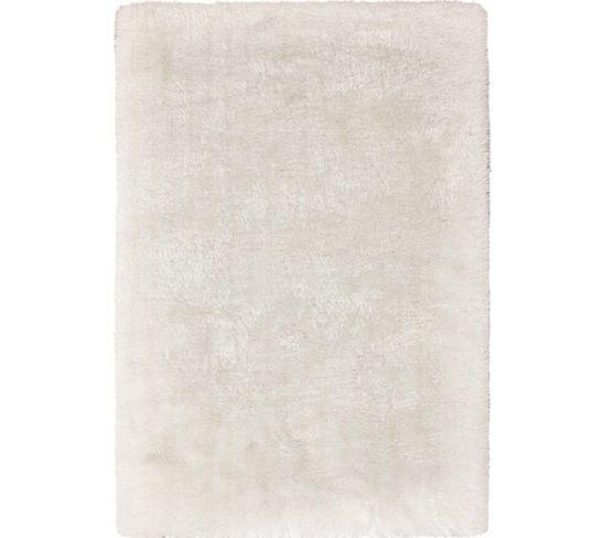 Tapis Tufté À La Main 310 Cozy Blanc 80 X 150 Cm