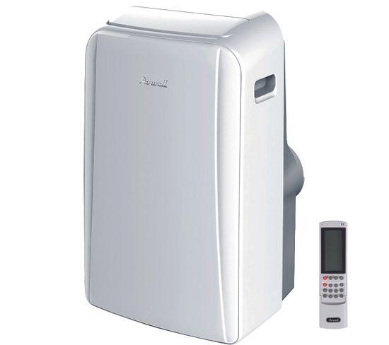 Climatiseur Mobile Reversible 3520w 35m2 - Mfr012