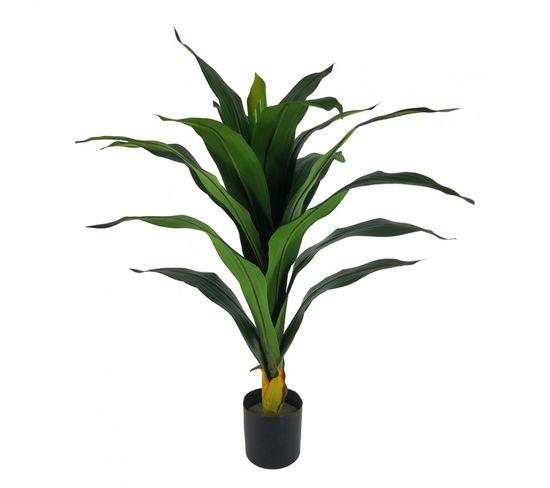 Yucca Plante Tropicale Artificielle Hauteur +/- 80 Cm - Yuko